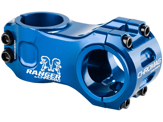 Chromag Ranger V2 Vorbau Ø 31,8 mm blau